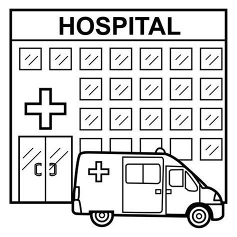imagenes para colorear hospital imagenes para colorear de un hospital buscar con google