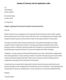 Application Letter Exle And Meaning 55 Free Application Letter Templates Free Premium Templates