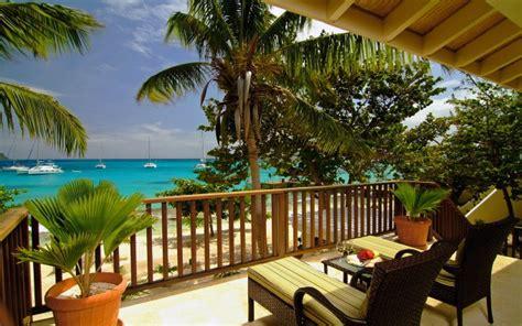 tropical beach resort hd desktop wallpapers  hd