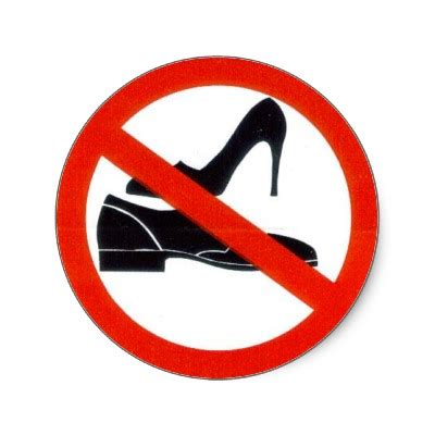 no shoes in the house sign printable no shoes allowed clip art 14