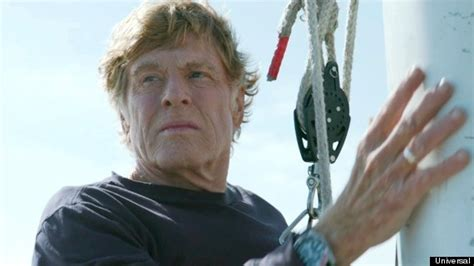 robert redford hair piece all is lost director jc chandor reveals the truth about