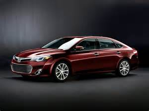 How Is A Toyota Avalon 2015 Toyota Avalon Price Photos Reviews Features