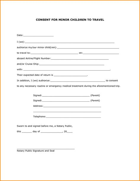 Parent Consent Letter For Photography Travel Consent Forms 7636049622 B09f8eddb2 Z Jpg Letterhead Template Sle