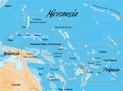 map of micronesia nothin sez somethin federated states of micronesia
