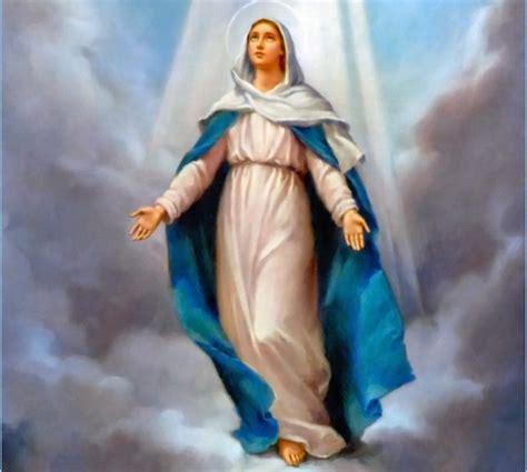 imagenes de la virgen maria asuncion la vida oculta de mar 237 a luego que muri 243 jes 250 s y hasta su