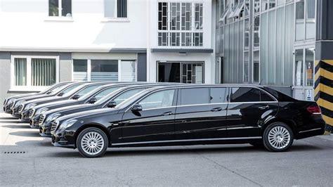 binz unveils stretched six door version of the mercedes