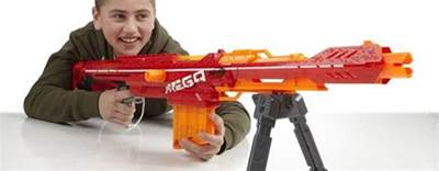 Most Powerful Five Most Powerful Nerf Gun Toys For