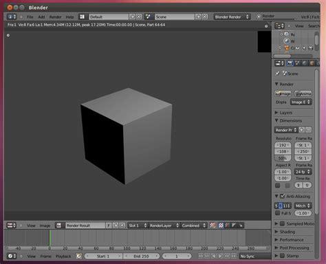 Blender Es Blender Para Linux Descargar