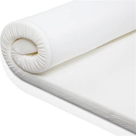 bed toppers amazon single size luxury memory foam mattress topper 7cm buy