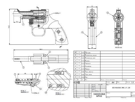 3d gun image 3d floor plans revolver drawings 3d cad model grabcad