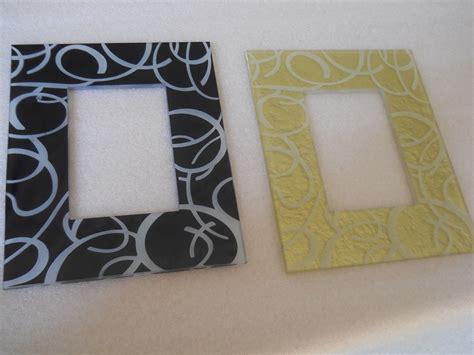 cornici vetro particolari cornici in vetro decorato antex