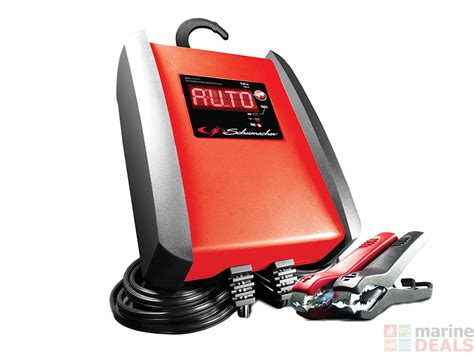 buy schumacher spi15 15a 12v automatic battery charger