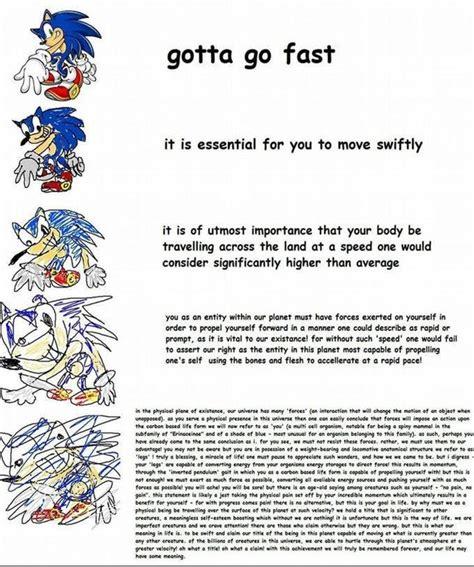 Gotta Go Fast Meme - gotta go fast dankmemes