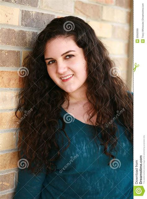 hispanic hair pics beautiful hispanic girl stock image image of girl happy