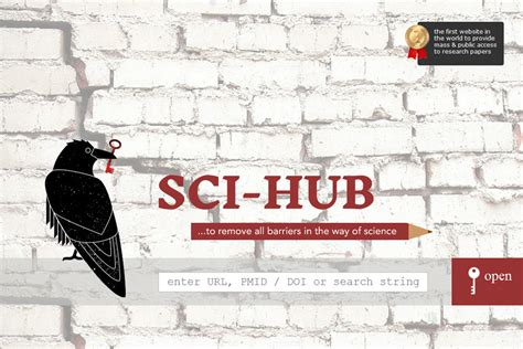 sci hub sci hub offers pirate bay like simplicity to researchers