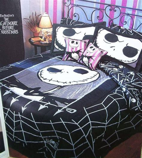 nightmare before christmas bed sheets nightmare before christmas bedding full queen comforter