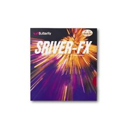 Butterfly Sriver Fx butterfly sriver fx table tennis and ping pong