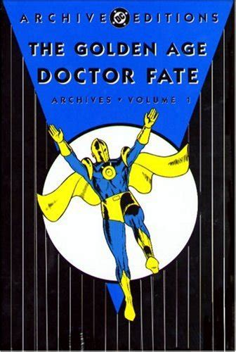 the golden age vol 1 dr fate trade reading order