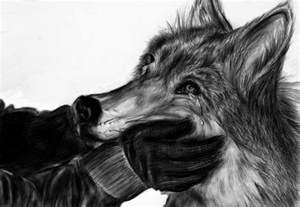 Front Porch Decorating 10 cool wolf drawings for inspiration hative