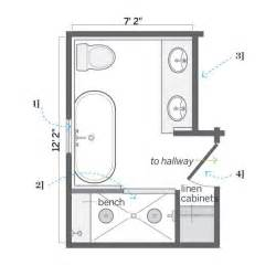 bathroom floor plans free best 25 small bathroom floor plans ideas on