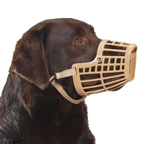 comfortable muzzles for dogs no bite no barking comfortable plastic basket dog muzzle