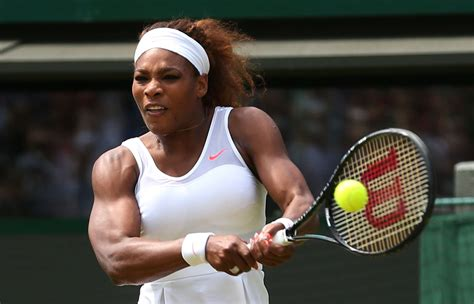 serena williams bench press watching tennis can improve the games of pros and amateurs