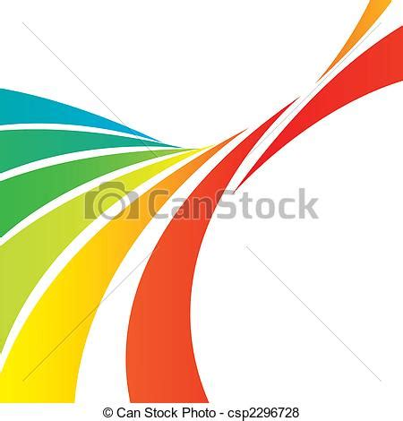 line design graphics greensboro nc stock illustration of swooshy lines layout a colorful