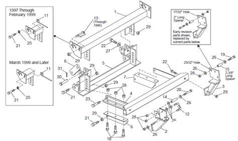 dodge western plow wiring diagram 1997 get free image