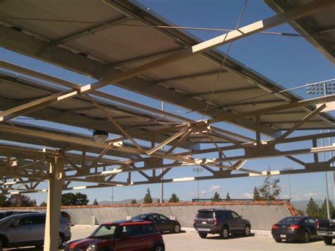 Solar Garage by Solar Panel Parking Garage Ideaslongtermsolar
