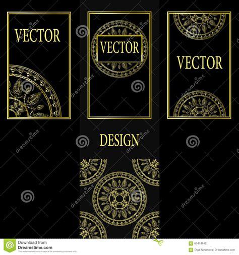 set of oriental design elements stock vector image 22896967 vector set of design elements labels and frames for