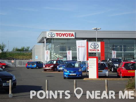 nearest toyota garage to me toyota dealership near me points near me