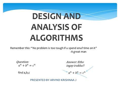 layout planning models and design algorithms ppt design and analysis of algorithms