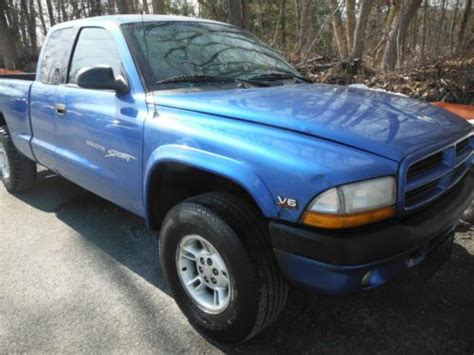 automobile air conditioning service 2000 dodge dakota club lane departure warning buy used 2000 dodge dakota sport extra cab 4x4 with airconditioning 3 9liter 6cylinder in sussex