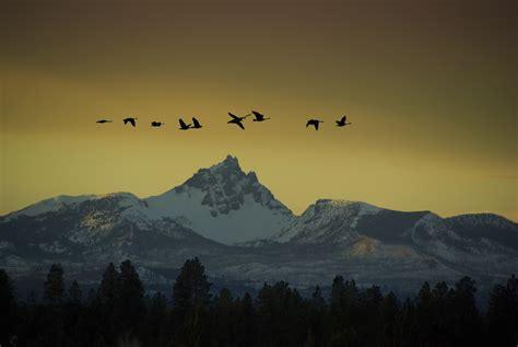 Sunset Cascade Mountains Oregon Pentax User Photo Gallery