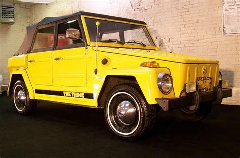 1974 volkswagen thing 1974 volkswagen 181 thing primierauto