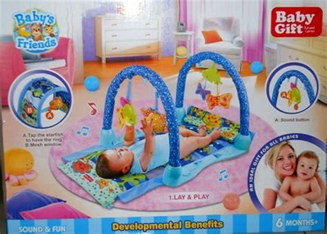 Dijamin Mainan Bayi Playmate Baby Gift Aquarium jual mainan dan perlengkapan bayi www kamarbermain ibuhamil