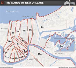 us map new orleans how do we map new orleans let us count the ways nola