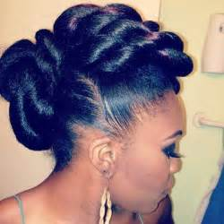 updo hairstyles with big twist double rope bun updo hair beauty pinterest buns