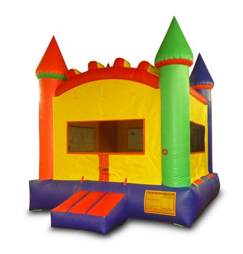 bouncing house standard bounce houses bounce houses ward s rental center