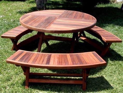 outdoor coffee table  umbrella hole design roy home