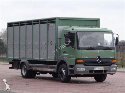 Photos camion Mercedes bétaillère, Mercedes occasion 1624655
