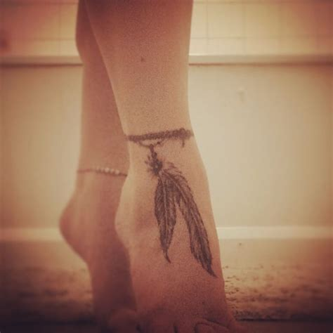 tattoo feather anklet 40 best tattoos images on pinterest confederate flag