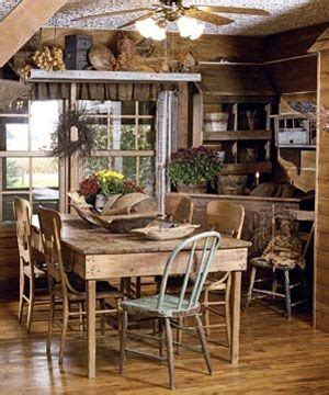 simply primitive and rustic decor ideas