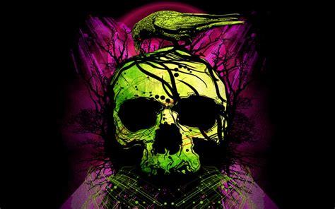 imagenes de calaveras verdes skull wallpaper wallpapers gratis imagenes paisajes