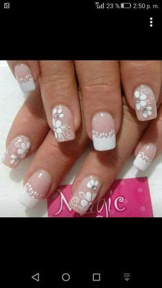 Fingernagel Design Bilder 776 by Lace Tip Nails