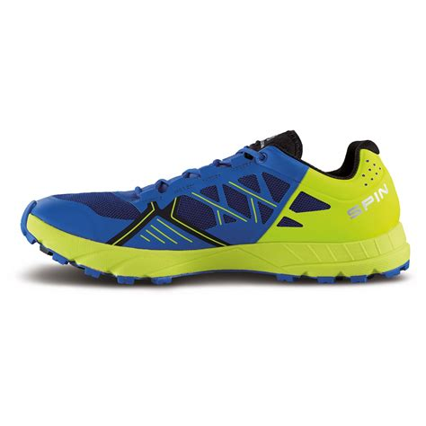 scarpa running shoes scarpa spin trail running shoes s free uk delivery