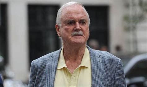 monty pythons john cleese fox news people are too stupid john cleese ministry of silly walks is not funny