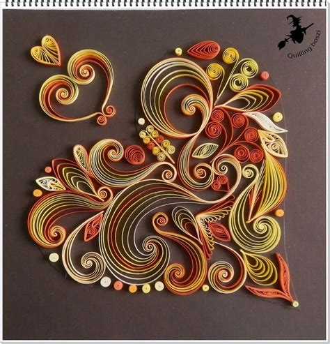 tutorial quilling patterns the 25 best quilling tutorial ideas on pinterest