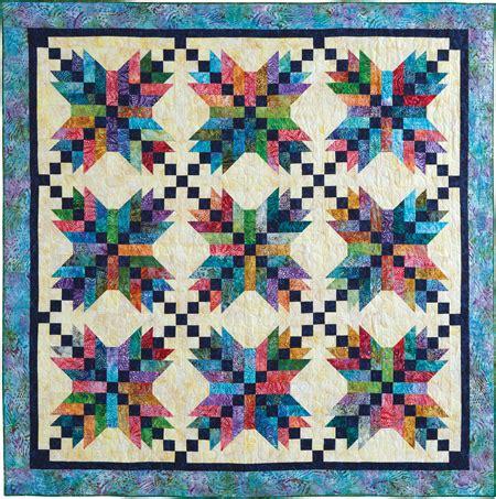quilt design maker designer profile scott flanagan and precut strip quilts