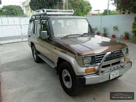 1991 Toyota For Sale Used Toyota Land Cruiser 1991 Car For Sale In Rawalpindi